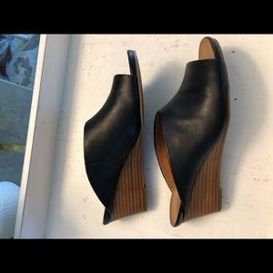 Franco Sarto Heeled Slides